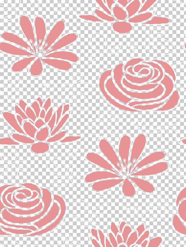 Nelumbo Nucifera Motif PNG, Clipart, Download, Euclidean Vector, Floral Design, Flower, Flowers Free PNG Download