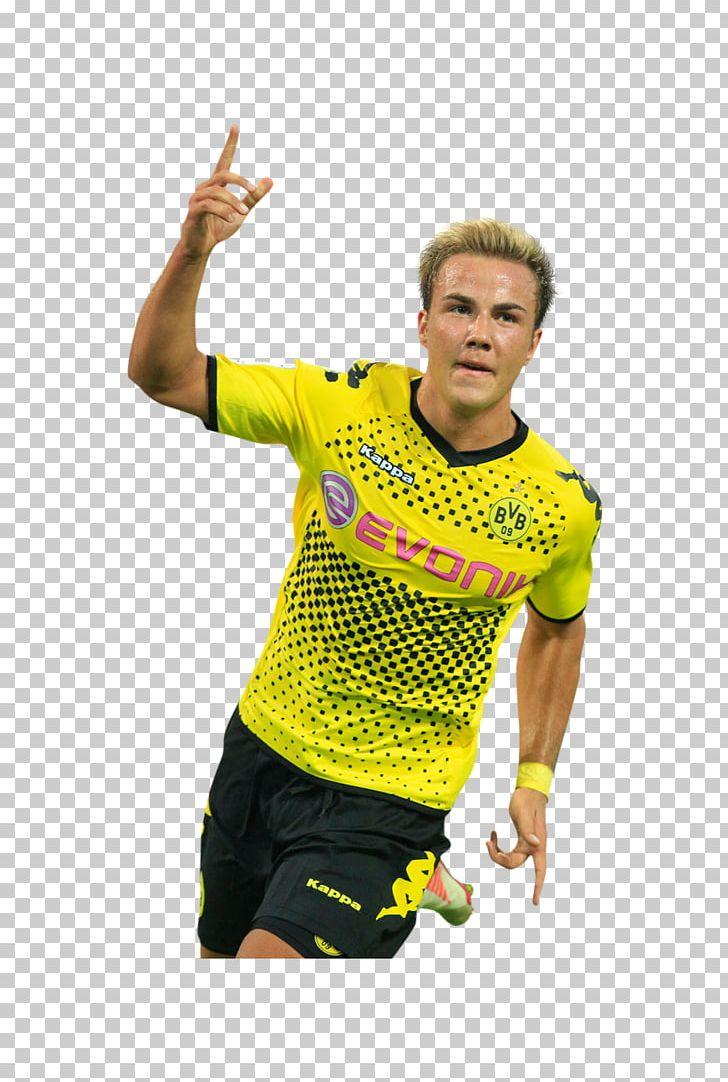 buy popular ee969 641f2 Mario Götze Borussia Dortmund FC Bayern Munich T-shirt ...