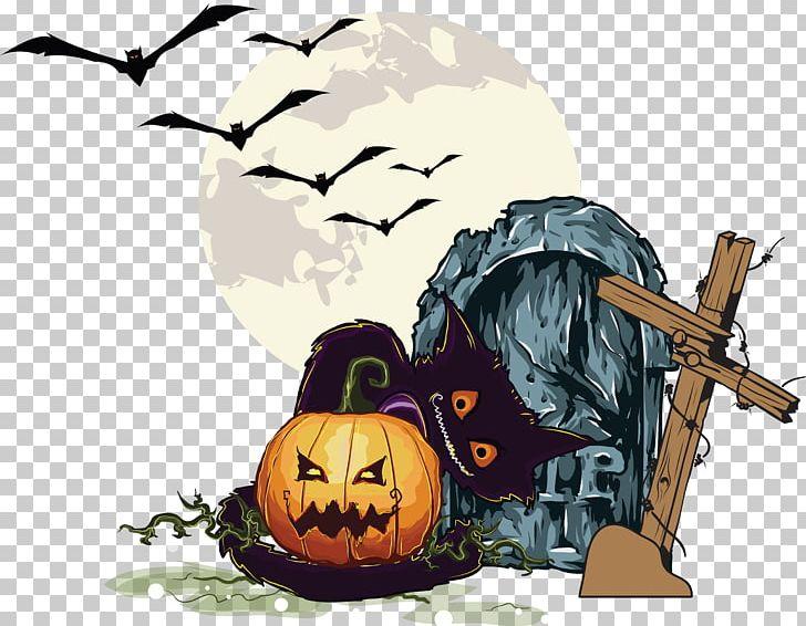 Halloween Pumpkin Jack-o-lantern PNG, Clipart, Black Cat, Boszorkxe1ny, Cartoon, Christmas, Costume Party Free PNG Download