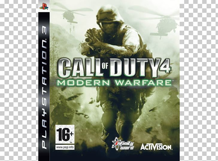 Call Of Duty 4 Modern Warfare Call Of Duty Modern Warfare 2 Call Of Duty Modern