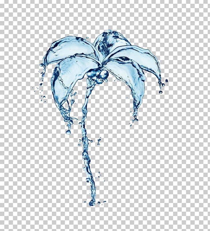 Water Drop Splash Stock Photography PNG, Clipart, Blue, Column, Design, Desktop Wallpaper, Drawing Free PNG Download