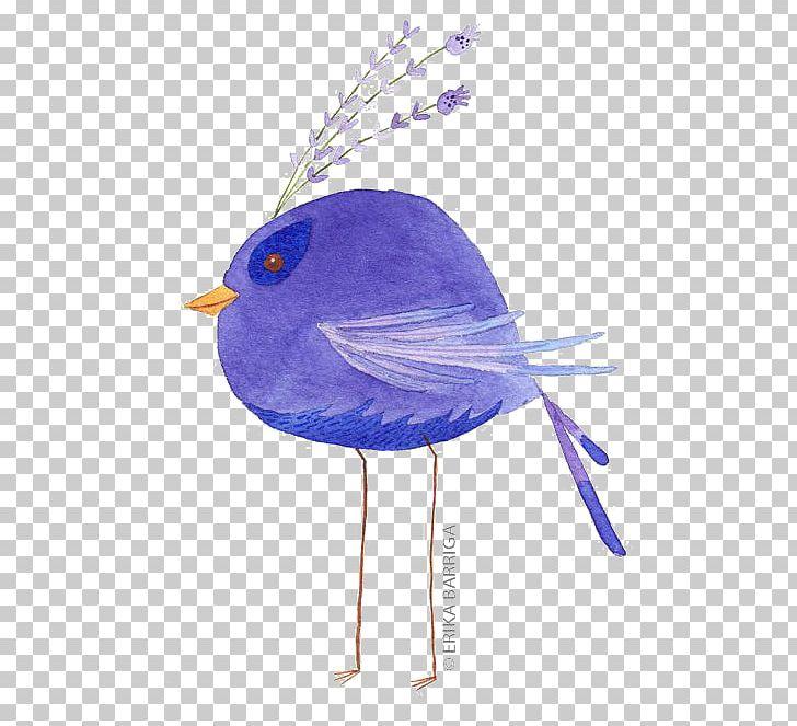 Bird Watercolor Painting Illustration PNG, Clipart, Animals, Art, Beak, Bird, Bird Cage Free PNG Download