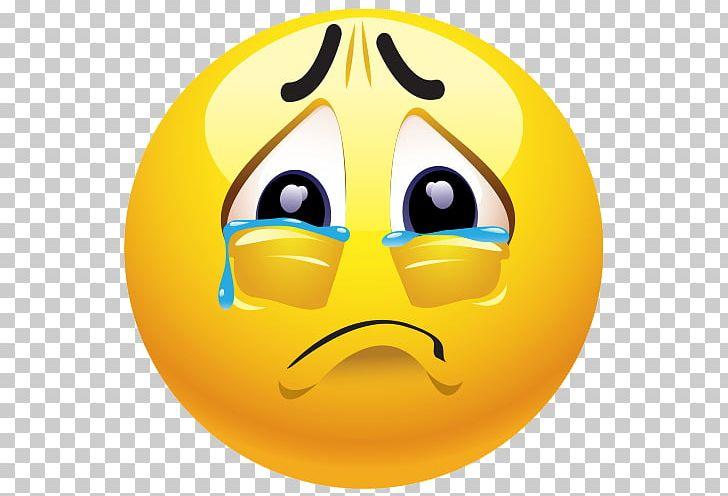 Emoji Emoticon Smiley Sadness Png Clipart Desktop