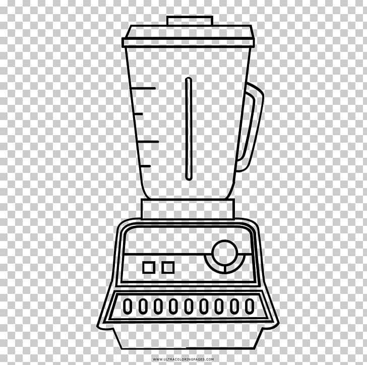 Blender Drawing Coloring Book Home Appliance Png Clipart