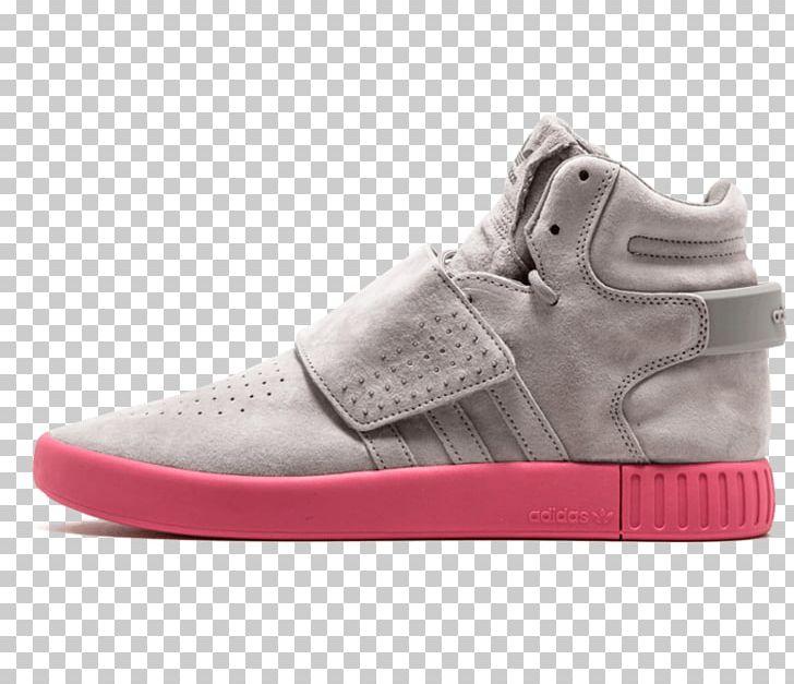 on sale 837f9 2f18a Adidas Tubular Invader Strap Grey Four/ Grey Four/ Raw Pink ...