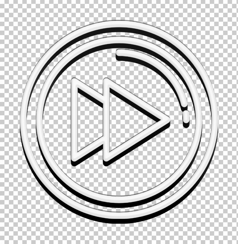 Movie  Film Icon Forward Icon PNG, Clipart, Circle, Forward Icon, Line, Line Art, Logo Free PNG Download