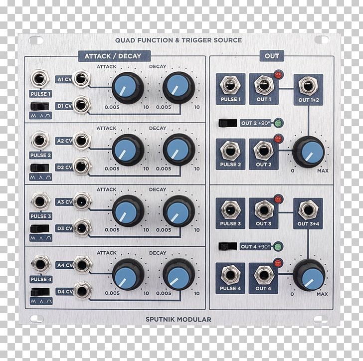 Eurorack Modular Synthesizer Sound Synthesizers Function