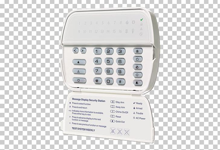 Security Alarms & Systems ADT Security Services Keypad