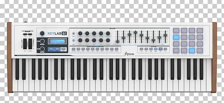 ARP 2600 Arturia Sound Synthesizers MIDI Controllers MIDI