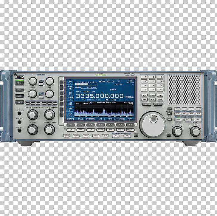 Radio Receiver Icom Incorporated Radio Scanners