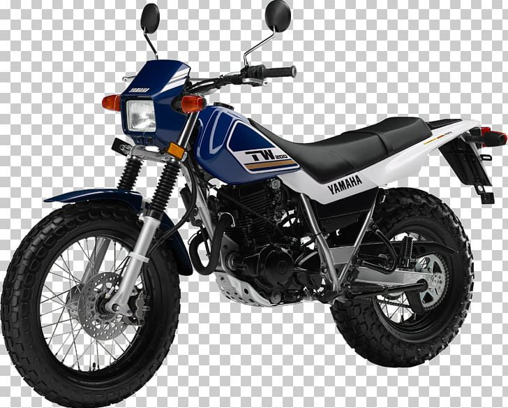 Yamaha Motor Company Yamaha TW200 Dual-sport Motorcycle Wheel PNG, Clipart, 2018, Allterrain Vehicle, Automotive Exterior, Automotive Tire, Automotive Wheel System Free PNG Download