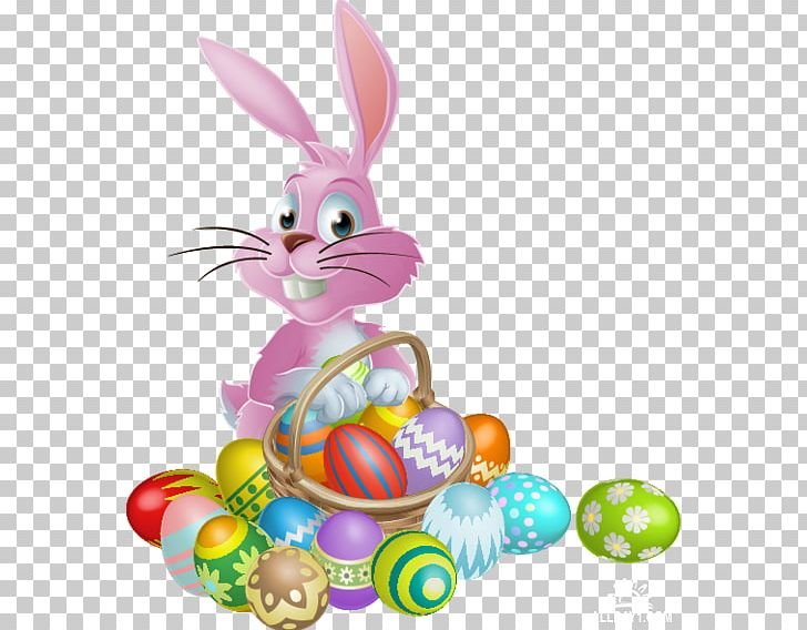 Easter Bunny Rabbit Easter Egg PNG, Clipart, Baby Toys, Basket, Bunny, Cartoon, Child Free PNG Download