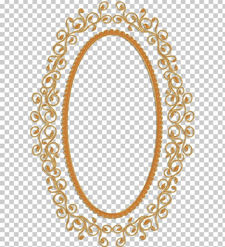 Frames Mirror Gold Png Clipart Body Jewelry Circle Clip Art Computer Icons Digital Image Free Png