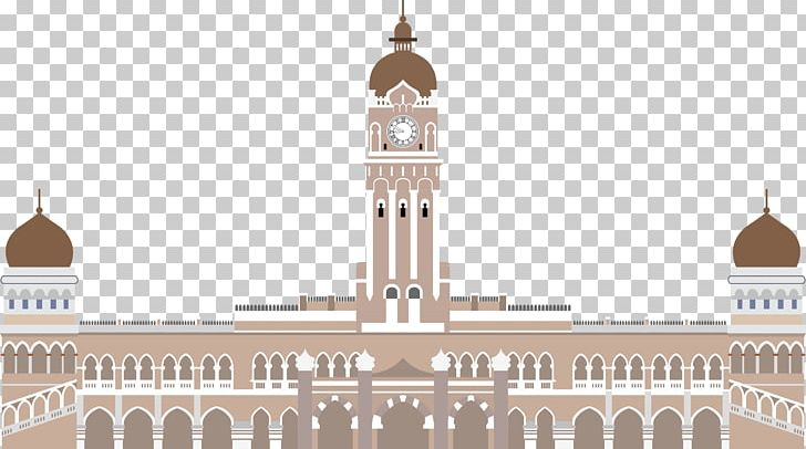What A Small World Sultan Abdul Samad Building