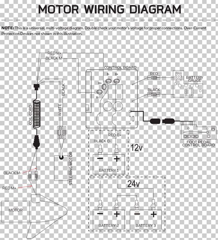 Wiring Diagram Trolling Motor Circuit Diagram Schematic PNG ... on