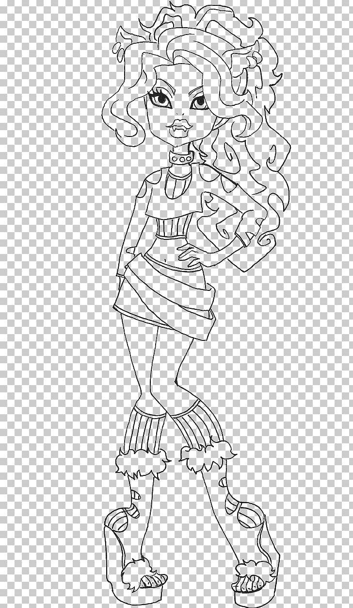 Monster High Clawdeen Wolf Doll Monster High Clawdeen Wolf ...