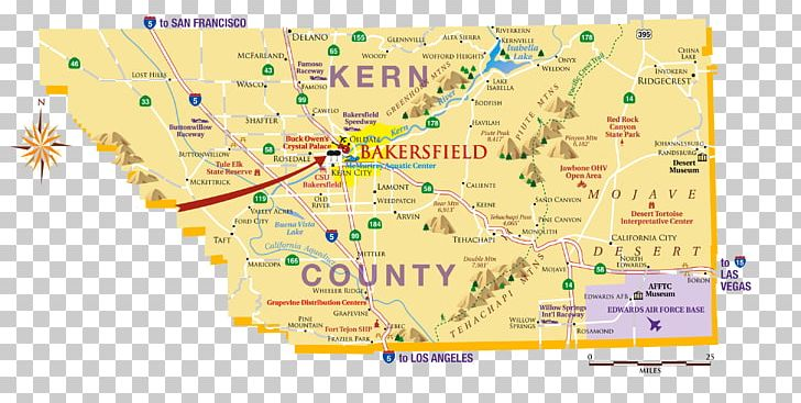 Map Of Fresno County, Doubletree By Hilton Hotel Bakersfield Map Fresno Png Clipart Area Bakersfield California Doubletree Ebook Free Png Download, Map Of Fresno County