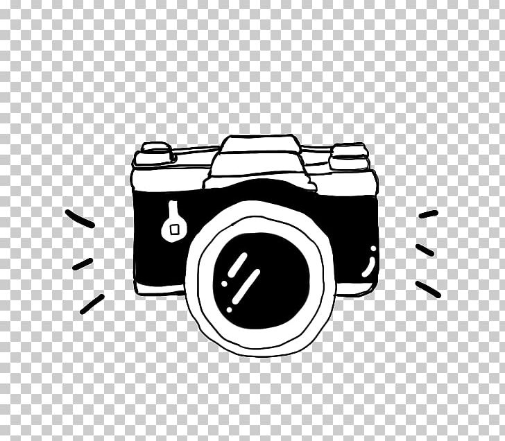 Camera Cartoon Black And White Png Clipart Black Black Background Black Hair Black White Brand Free