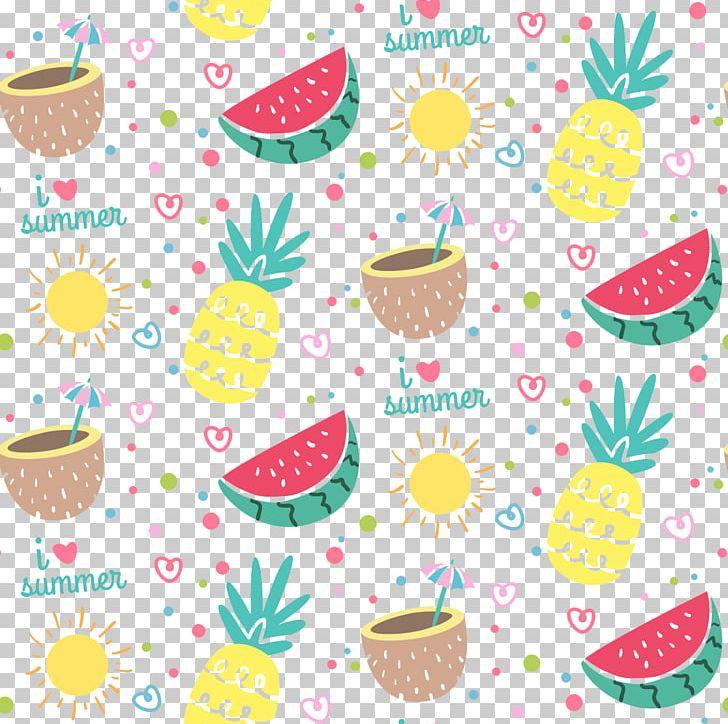 Summer Fruit Summer Fruit PNG, Clipart, Auglis, Coconut Milk, Color, Colorful Background, Color Pencil Free PNG Download