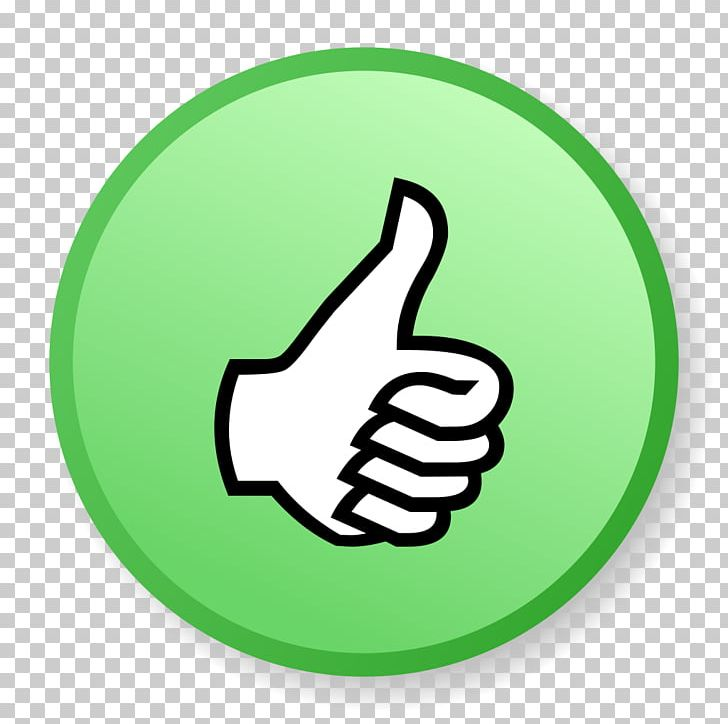 Thumb Signal Computer Icons Gesture OK PNG, Clipart, Computer Icons, Finger, Gesture, Green, Hand Free PNG Download