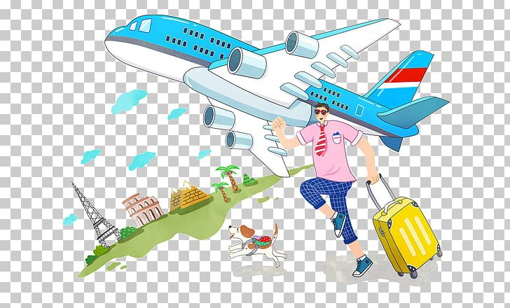clip art airplane png cartoon