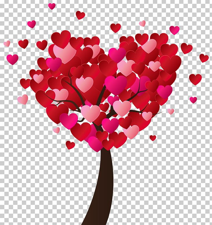 Heart Valentine's Day PNG, Clipart, Clipart, Color, Cut Flowers, Encapsulated Postscript, Floral Design Free PNG Download