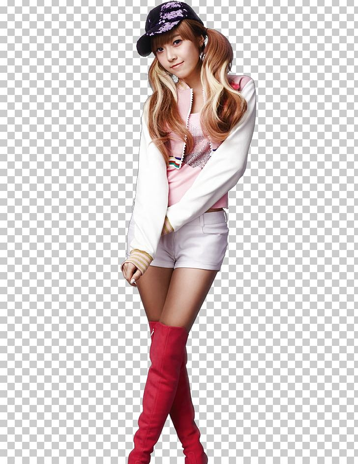 Jessica Jung Oh! Girls' Generation The Boys Tell Me Your