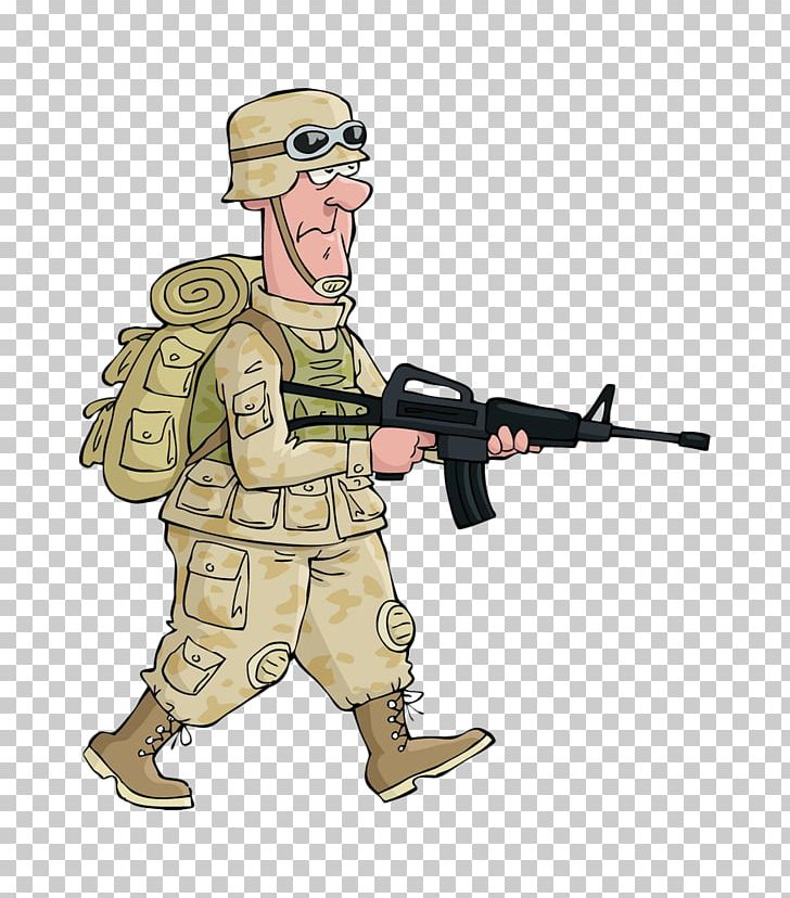 Soldier Cartoon Drawing Png Clipart American Fla Army