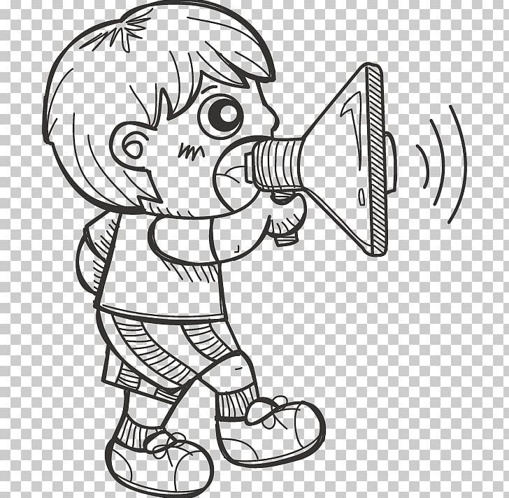 Cartoon Drawing Child PNG, Clipart, Arm, Black, Boy, Boy, Cartoon Free PNG Download