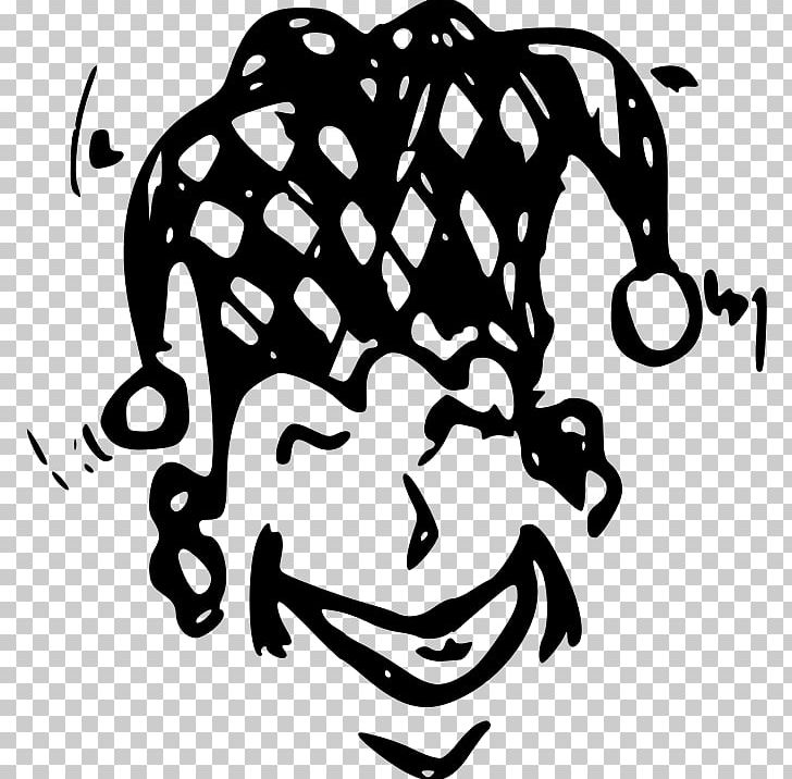 Joker PNG, Clipart, Artwork, Black, Black And White, Carnivoran