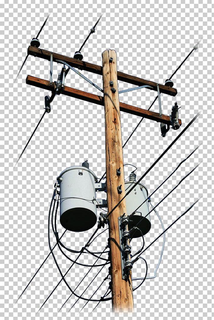 Electricity Poles Clip Art - Png Download (#336904) - PinClipart