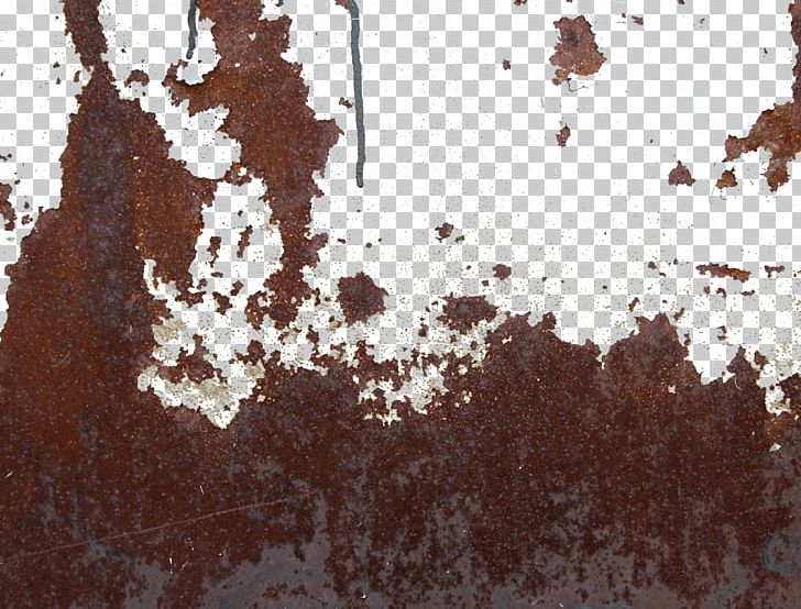Rust Metal Decal Texture Mapping Steel PNG, Clipart, Brown