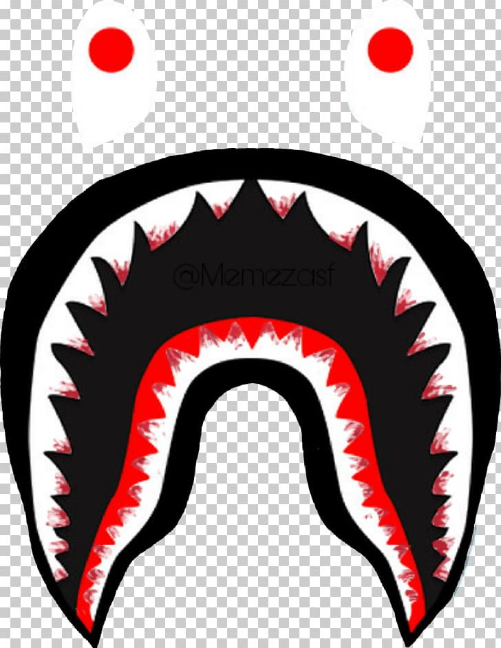 A Bathing Ape T Shirt Hoodie Shark Brand Png Clipart A
