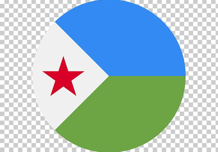 Flag Of Djibouti Emoji PNG, Clipart, Area, Brand, Bunting, Circle, Computer Icons Free PNG Download
