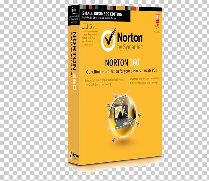 Norton AntiVirus Antivirus Software Symantec Norton 360 PNG, Clipart
