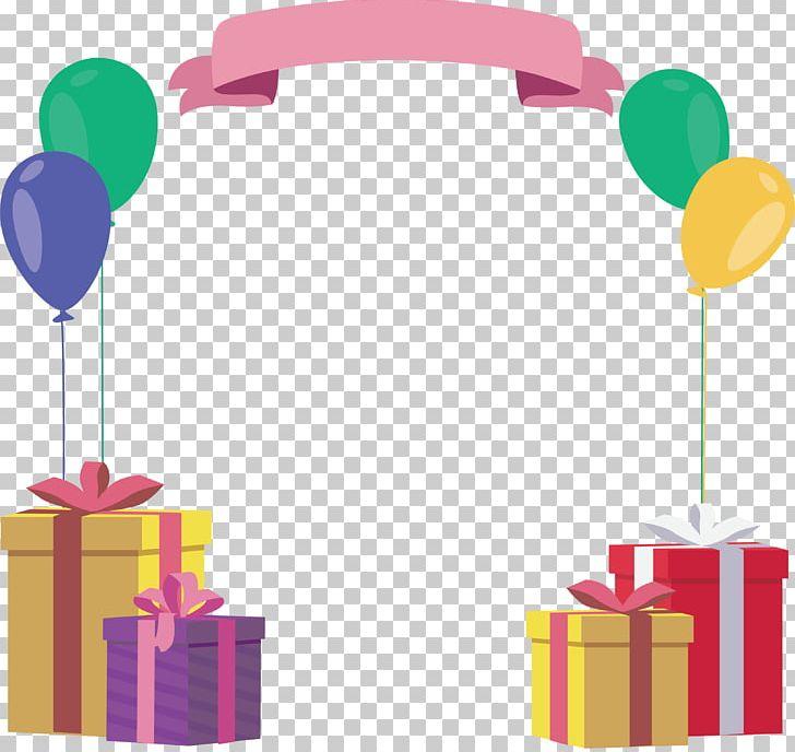 Birthday Gift PNG, Clipart, Balloon Bundle, Balloon Cartoon, Birt, Border Frame, Clip Art Free PNG Download