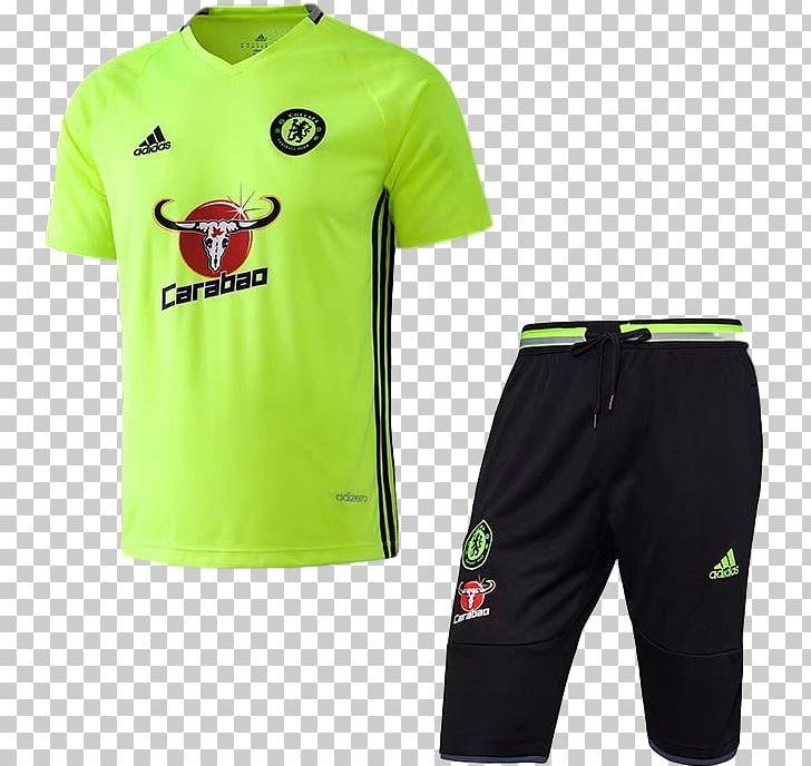 official photos 97c56 4b528 Chelsea F.C. Jersey 2016–17 UEFA Champions League Kit T ...
