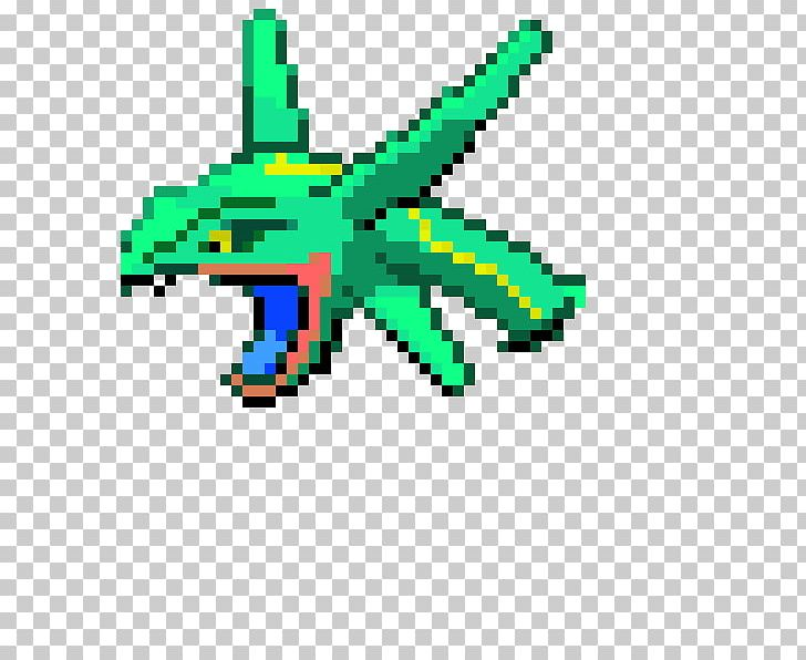 Pixel Art Minecraft Rayquaza Pikachu Png Clipart Art