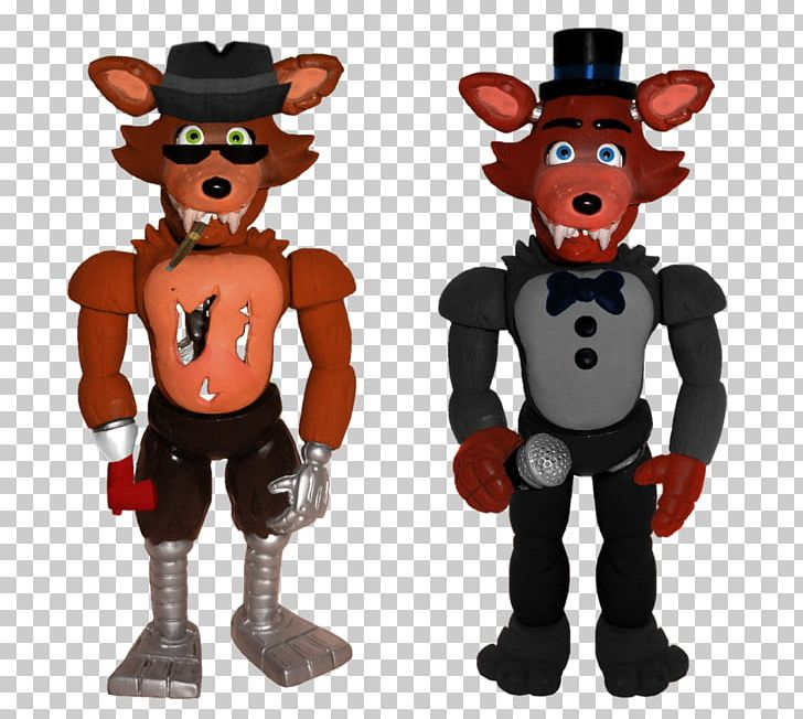 Five Nights At Freddy's Action & Toy Figures Figurine Bootleg