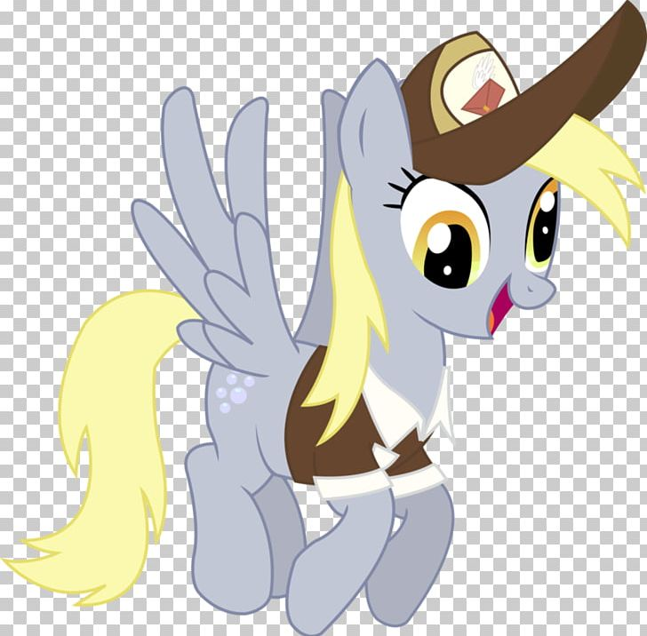 Pony Derpy Hooves Rarity Horse PNG, Clipart, Animals, Anime, Art, Carnivoran, Cartoon Free PNG Download