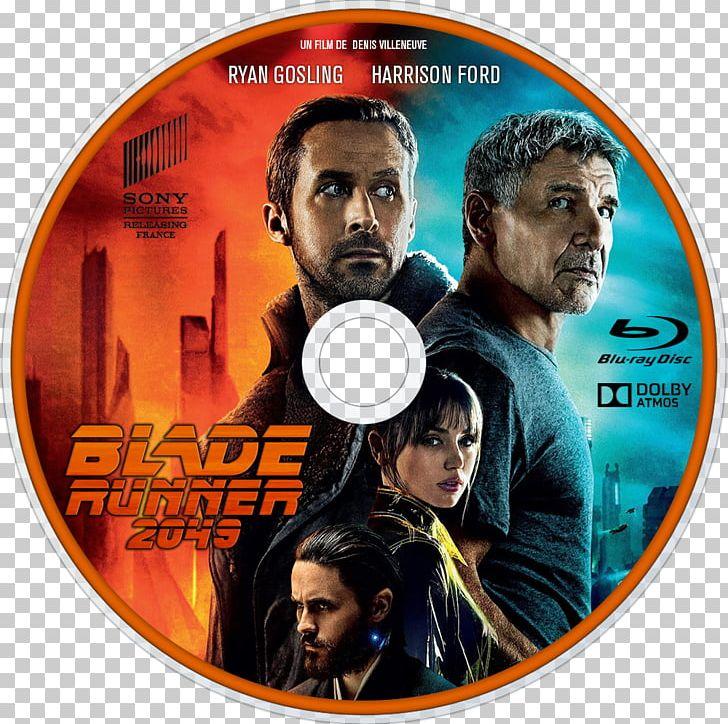 Harrison Ford Ryan Gosling Blade Runner 2049 Officer K PNG