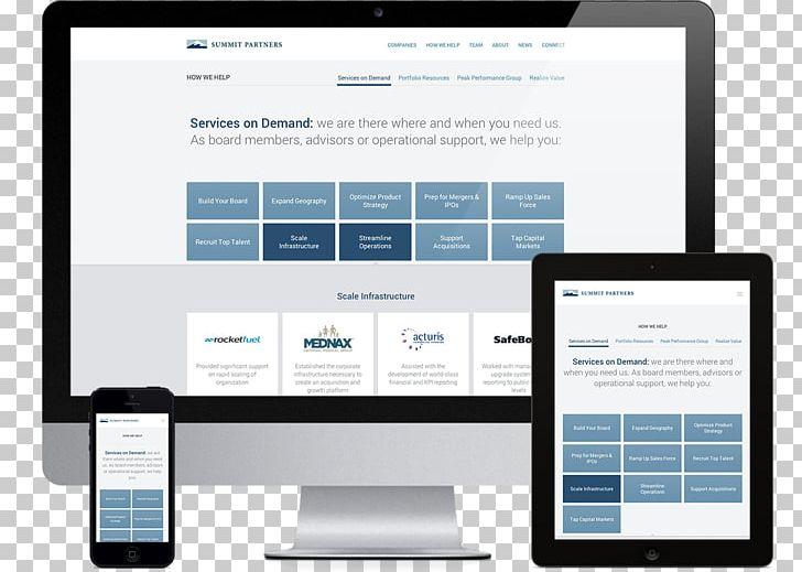 Responsive Web Design Digital Marketing Internet Web Development PNG