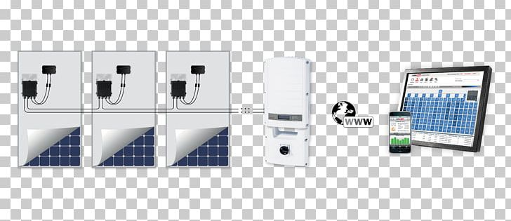 SolarEdge Power Optimizer Solar Inverter Solar Energy Photovoltaic System PNG, Clipart, Communication, Electronics, Electronics Accessory, Energy, Gridtied Electrical System Free PNG Download