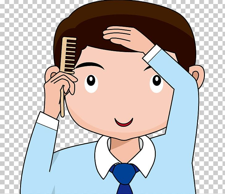 Comb Brush Hair PNG, Clipart, Boy, Brown Hair, Cartoon, Child, Conversation Free PNG Download
