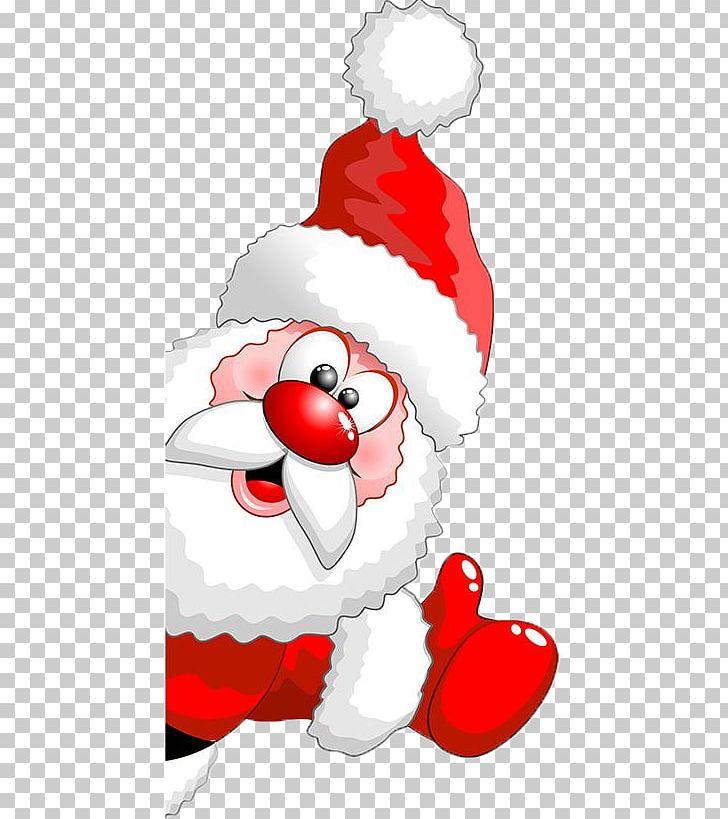 Santa Claus Père Noël Christmas PNG, Clipart, Cartoon, Cartoon Santa Claus, Christmas Ornament, Claus, Fictional Character Free PNG Download