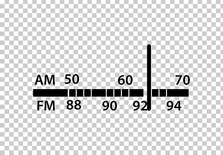 Radio Station FM Broadcasting AM Broadcasting Internet Radio PNG, Clipart, Am Broadcasting, Angle, Area, Black, Black And White Free PNG Download