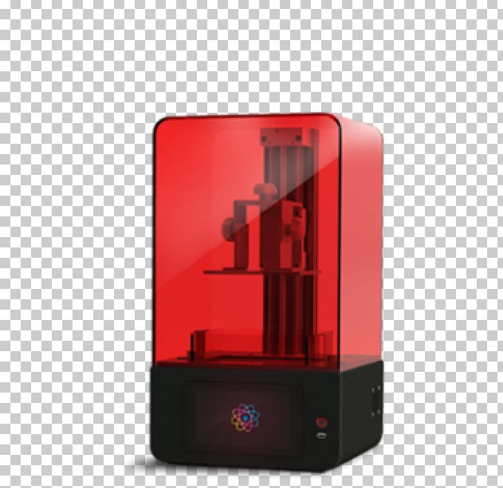 Printer Stereolithography Liquid Crystal 3D Printing PNG