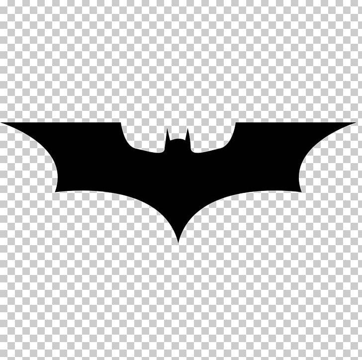 Batman symbol dark knight. Stencil bat signal png