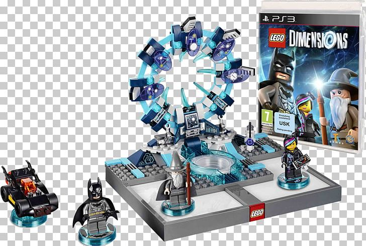 Lego Dimensions Video Games Toys-to-life Xbox 360 PNG