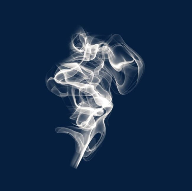 Smoke effect. Effects png clipart element